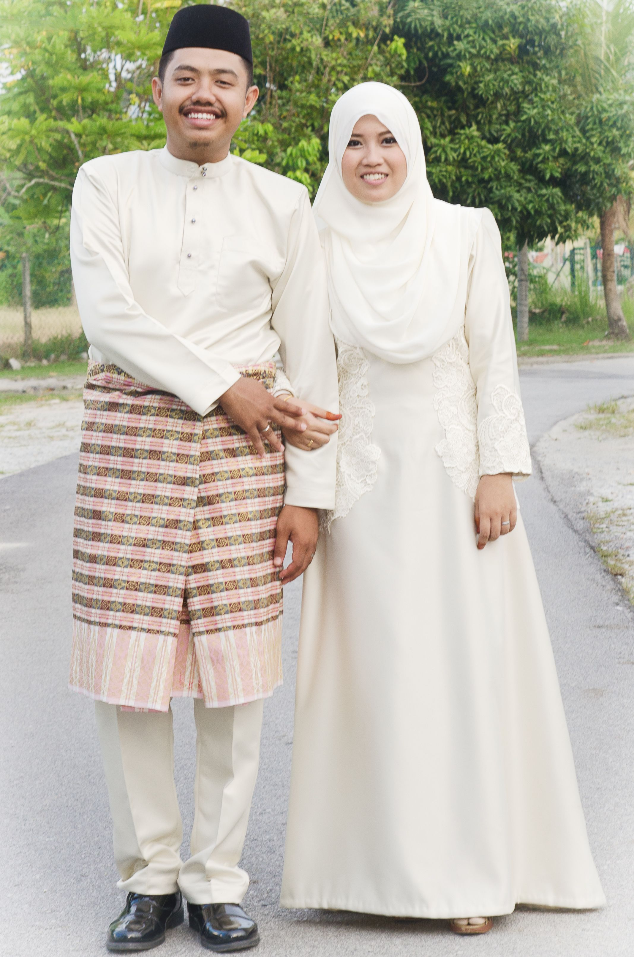 My Simple Solemnization Dress Pradalace Mycollection Muslim Wedding Dresses Wedding Dress Inspiration Bride Muslim [ 3224 x 2135 Pixel ]