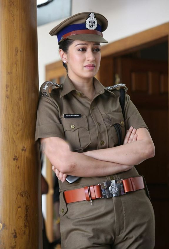 police ass actress dress hot Indian