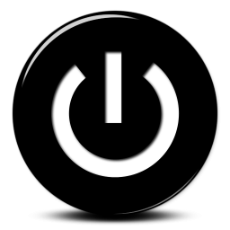 Glossy Black 3d Buttons Icons Symbols Shapes Icons Etc Symbols Icon Retail Logos