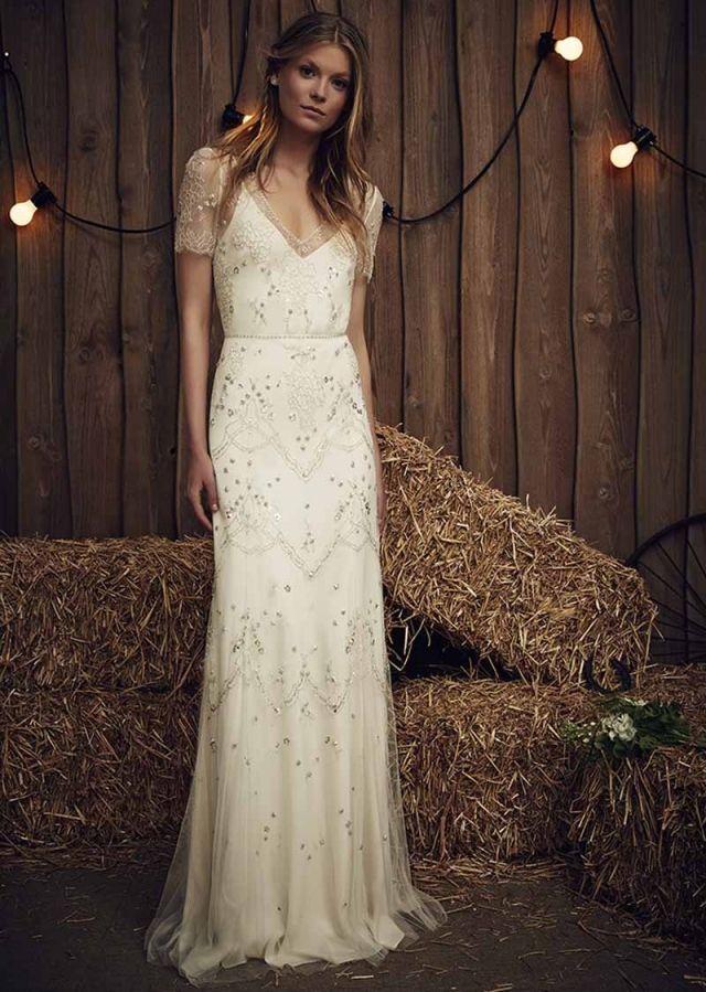 Vestidos de novia ultima temporada