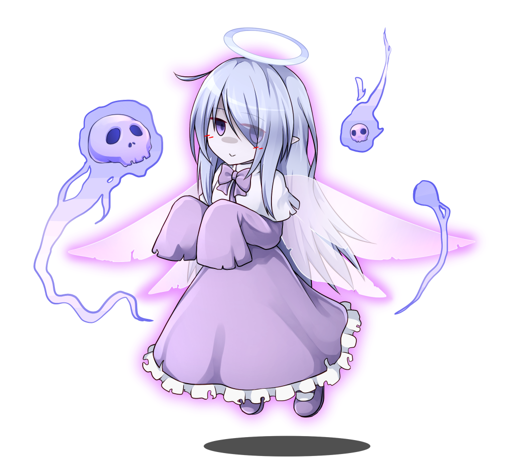 Zombie Fairy With Images Skull Sleeve Kawaii Monsters Anime Chibi