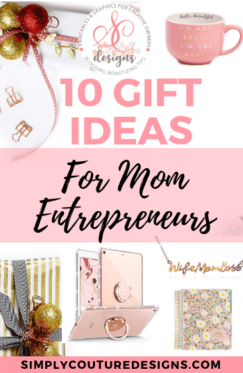 Gift Ideas For Women Entrepreneurs