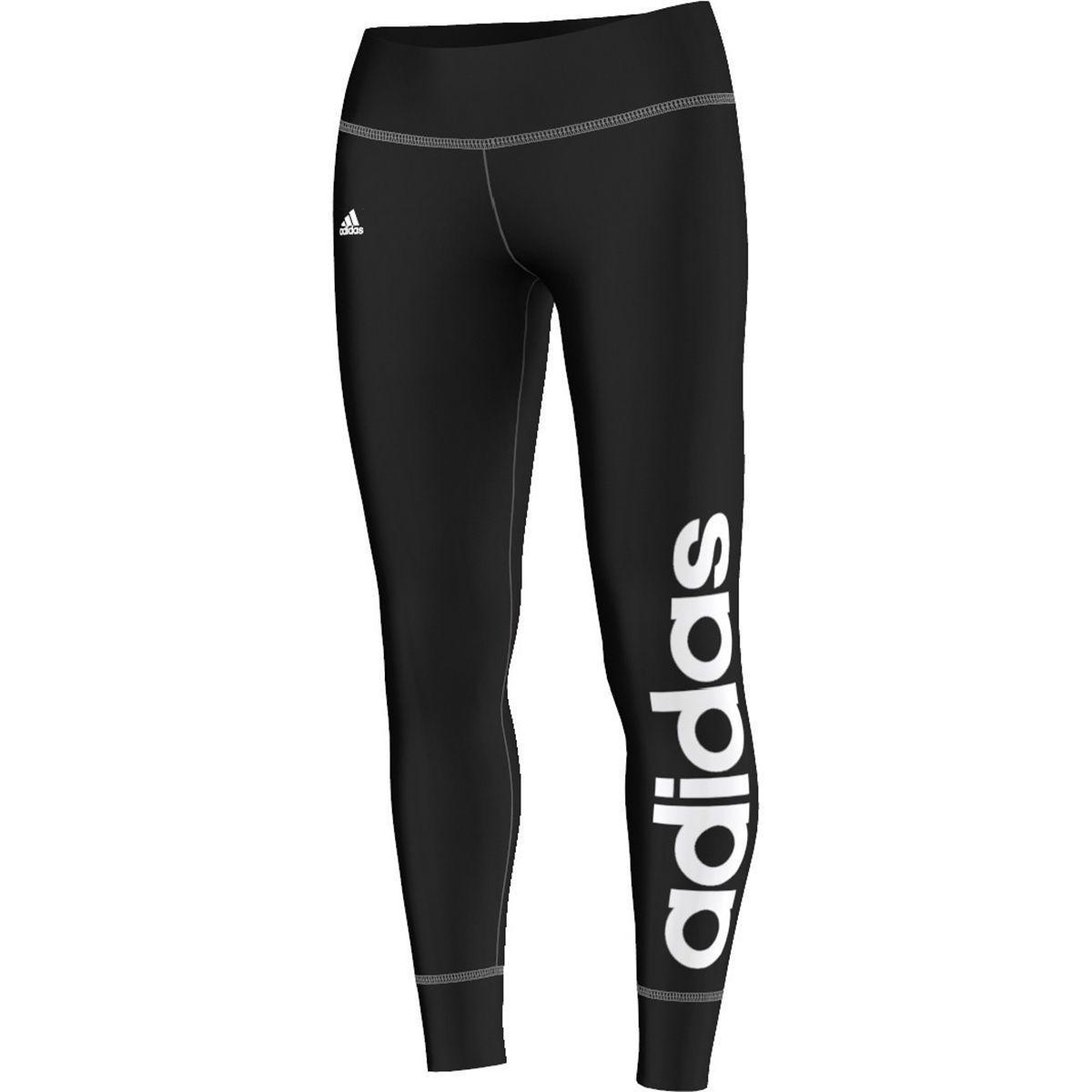 Adidas Damen ClimaLite Trainingshose Essentials Linear ...