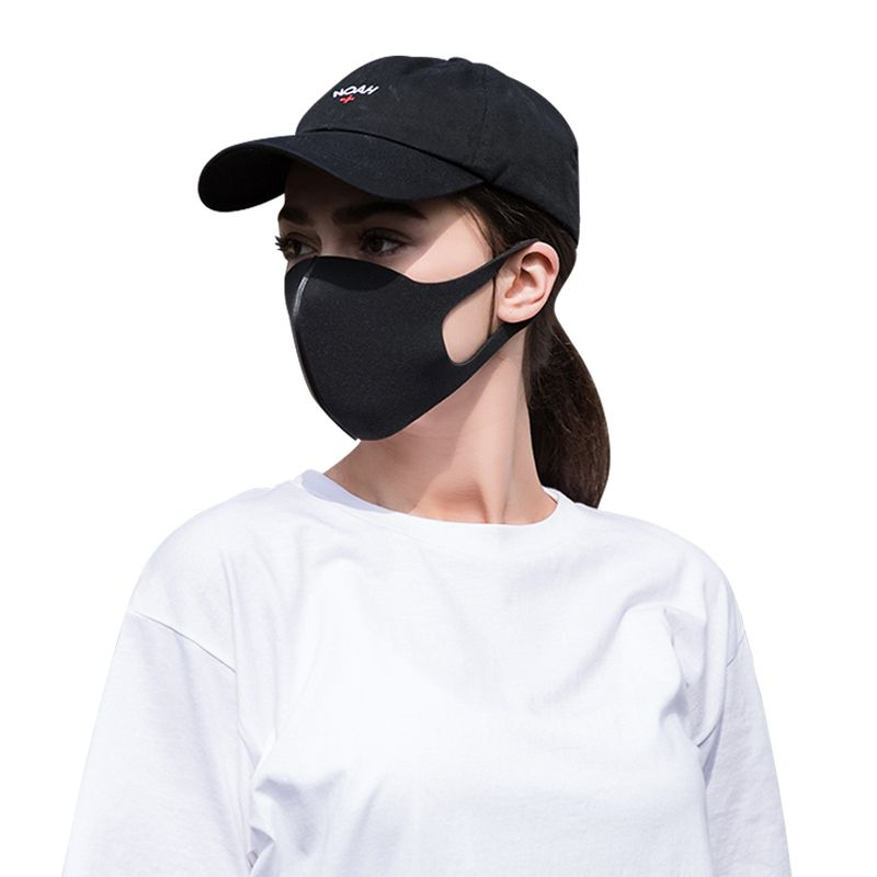 Pandao Protective Mask Cover Reusable Face Shield Breathable Protection Mask for Outdoor