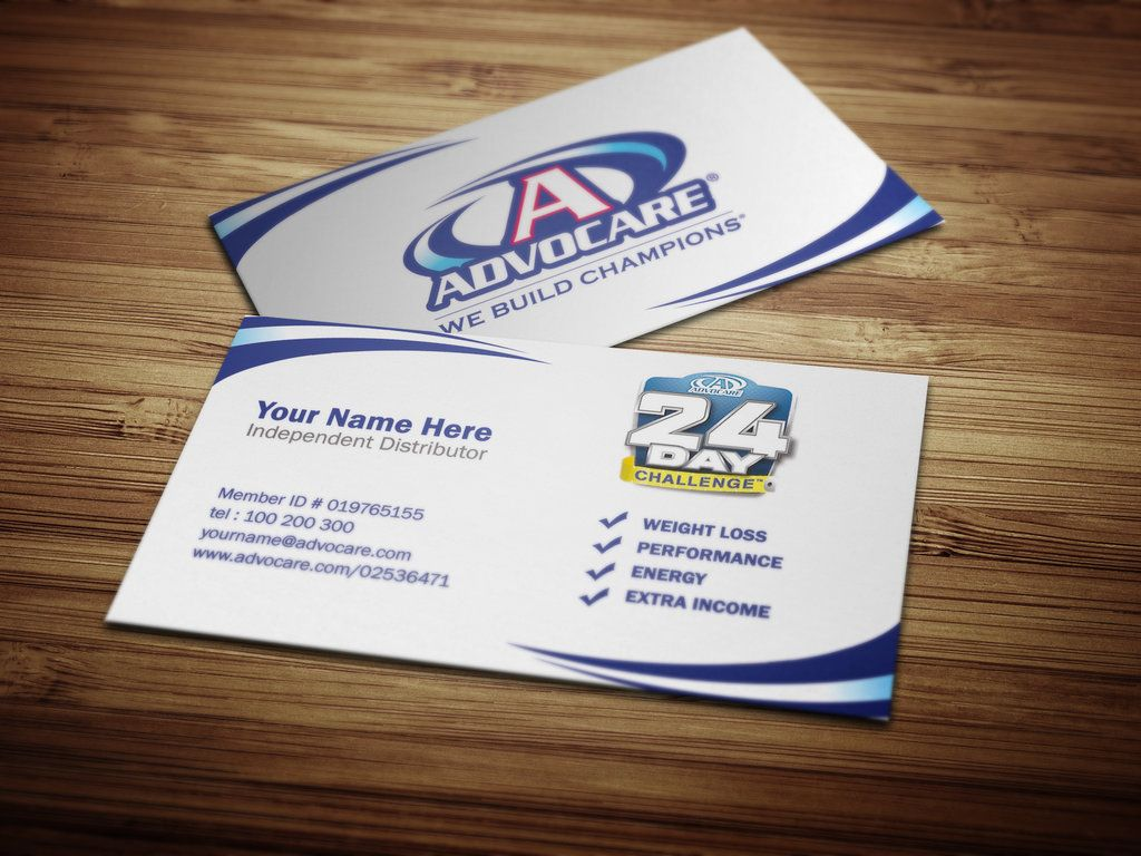 18 vista print business card template business card advocare 18 vista print business card template business card accmission Gallery