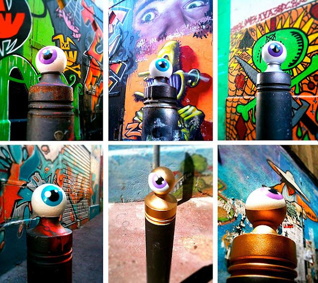 Marseille - 2010 /// @LeCyKlop #streetart