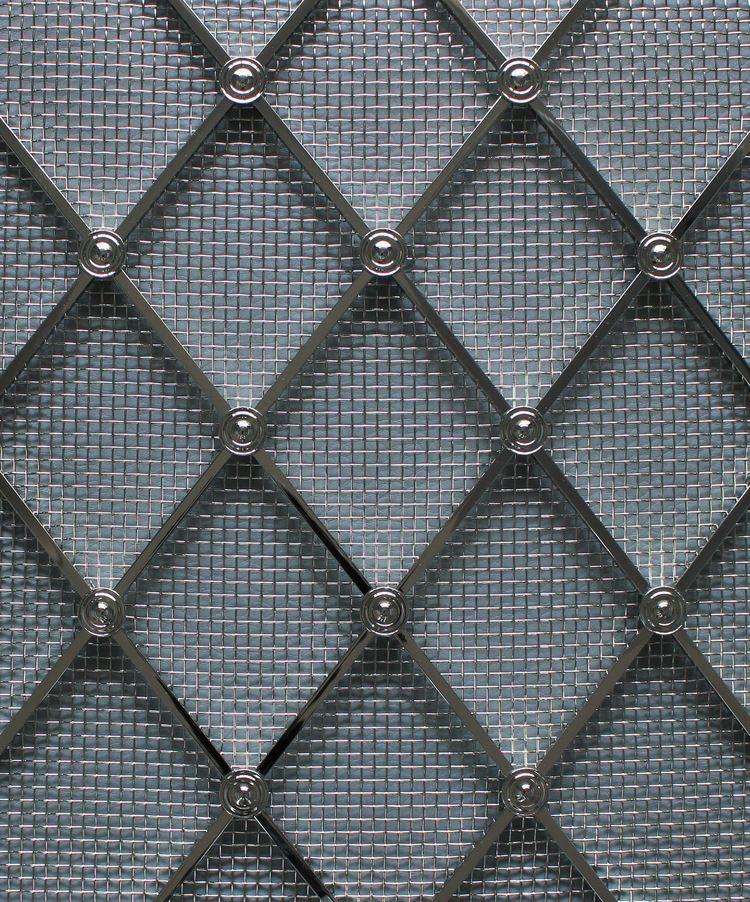 Large Diamond Grille (54mm) | palm beach apartment | Pinterest ...