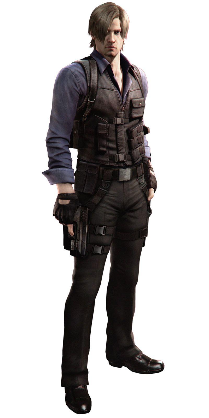 All Resident Evil Leon Scott Kennedy Costumes Resident