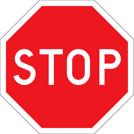 Signs Street Road Stop Sign Page Public Domain Clip Art Livskunskaper Forskola Stad