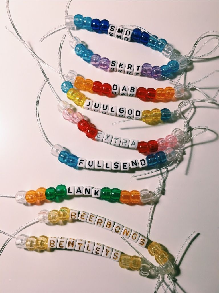 Vsco Bead Bracelets With Words : bracelets, words, Lilyarmstrongg, Bracelets,, Beaded, Bracelets