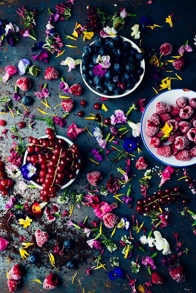 Fruits & Flower by Raquel Carmona