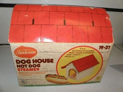 This Is The Hot Dog Steamer We Had When I Was A Child It Brings