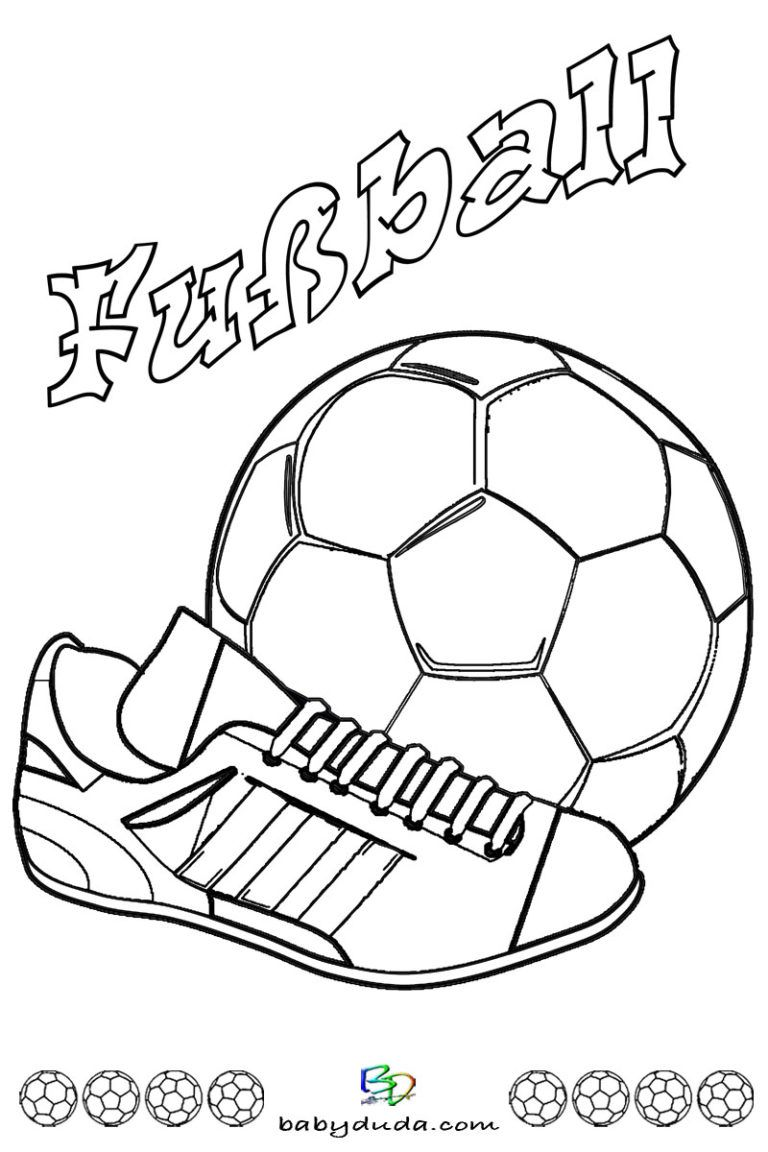 Fussball Ausmalbilder Spielfeld Ball Fussballfieber Babyduda Malbuch Ausmalbilder Kinder Ausmalbilder Fussball Kostenlose Ausmalbilder