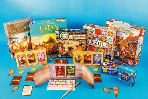 Spiel Des Jahres FГјr Kinder