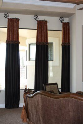 Narrow Panels For Small Wallspaces Drapery Panels Curtains