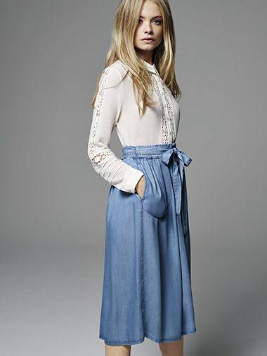 Miss Selfridge Spring/Summer 2015