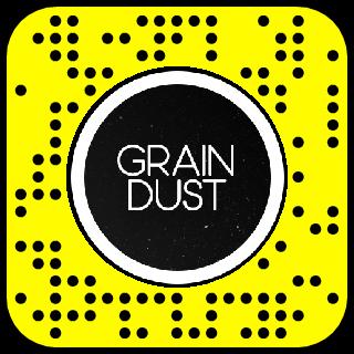 Grain Dust Snapchat Lens & Filter #Filter, #Grain