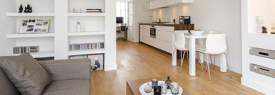 Inbouwkast woonkamer | Moodboard Cantate | Pinterest
