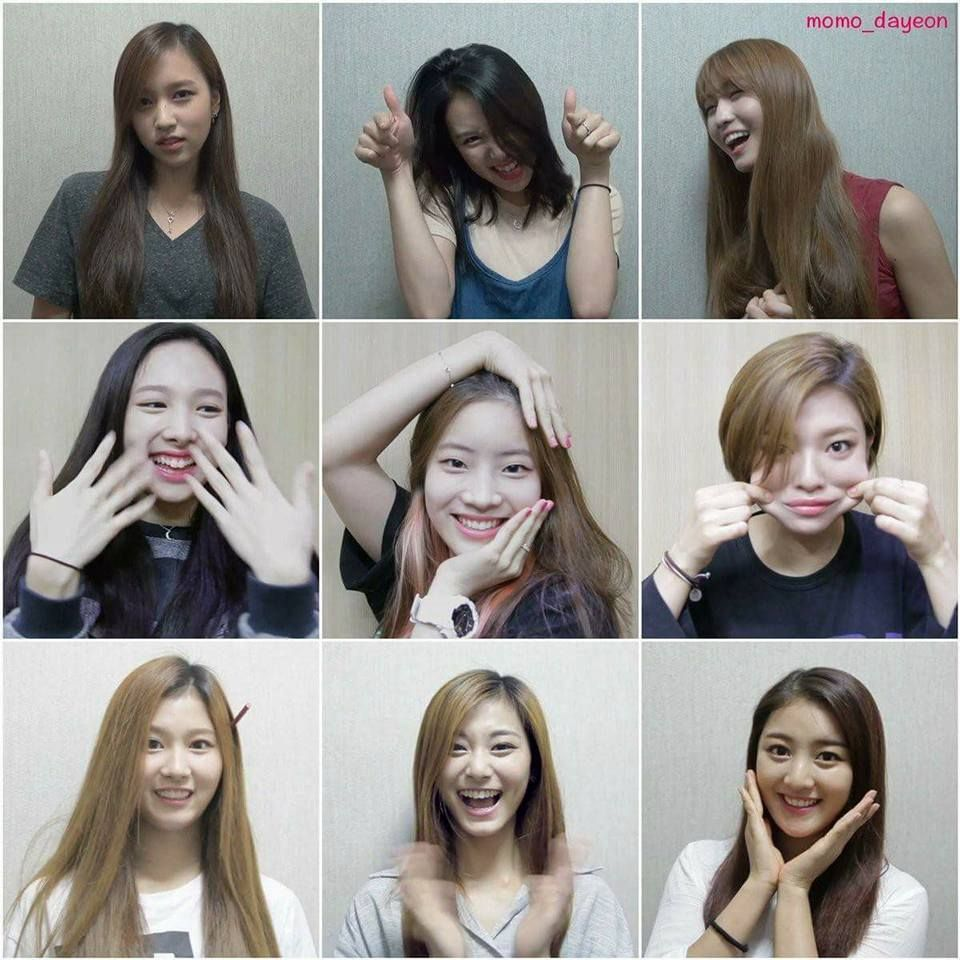 This is how TWICE's idols look without makeup
