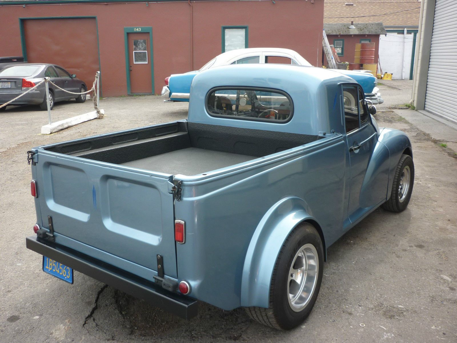 1959 Morris Minor Pickup Truck Hot Rod Custom Mini Austin Turbo