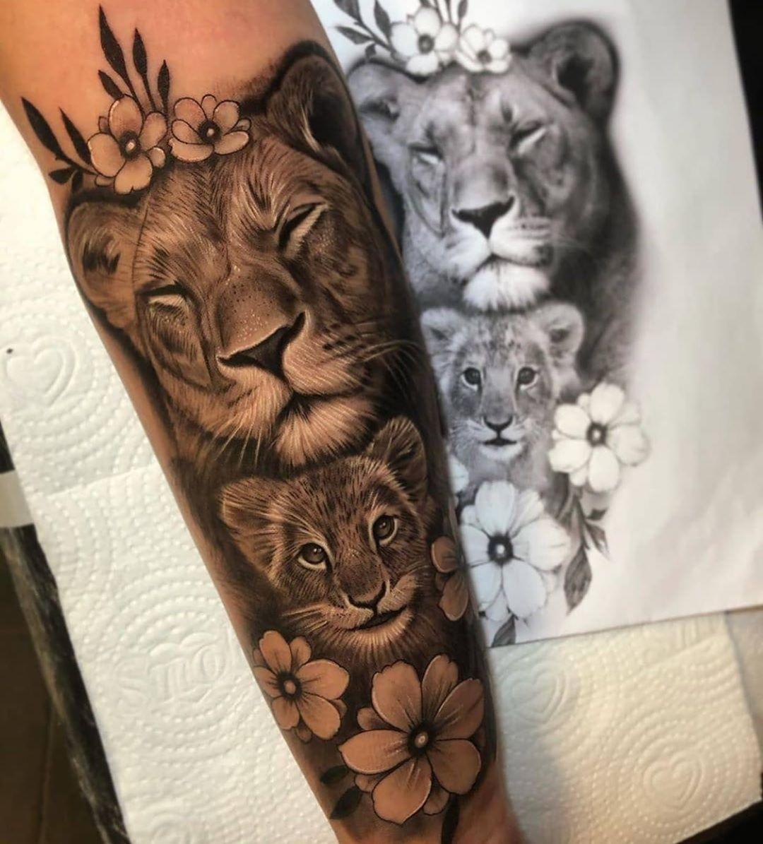 Photo of Gefällt 12.1 Tsd. Mal, 42 Kommentare – Tattoos Of Instagram (@tattoos_of_inztag…