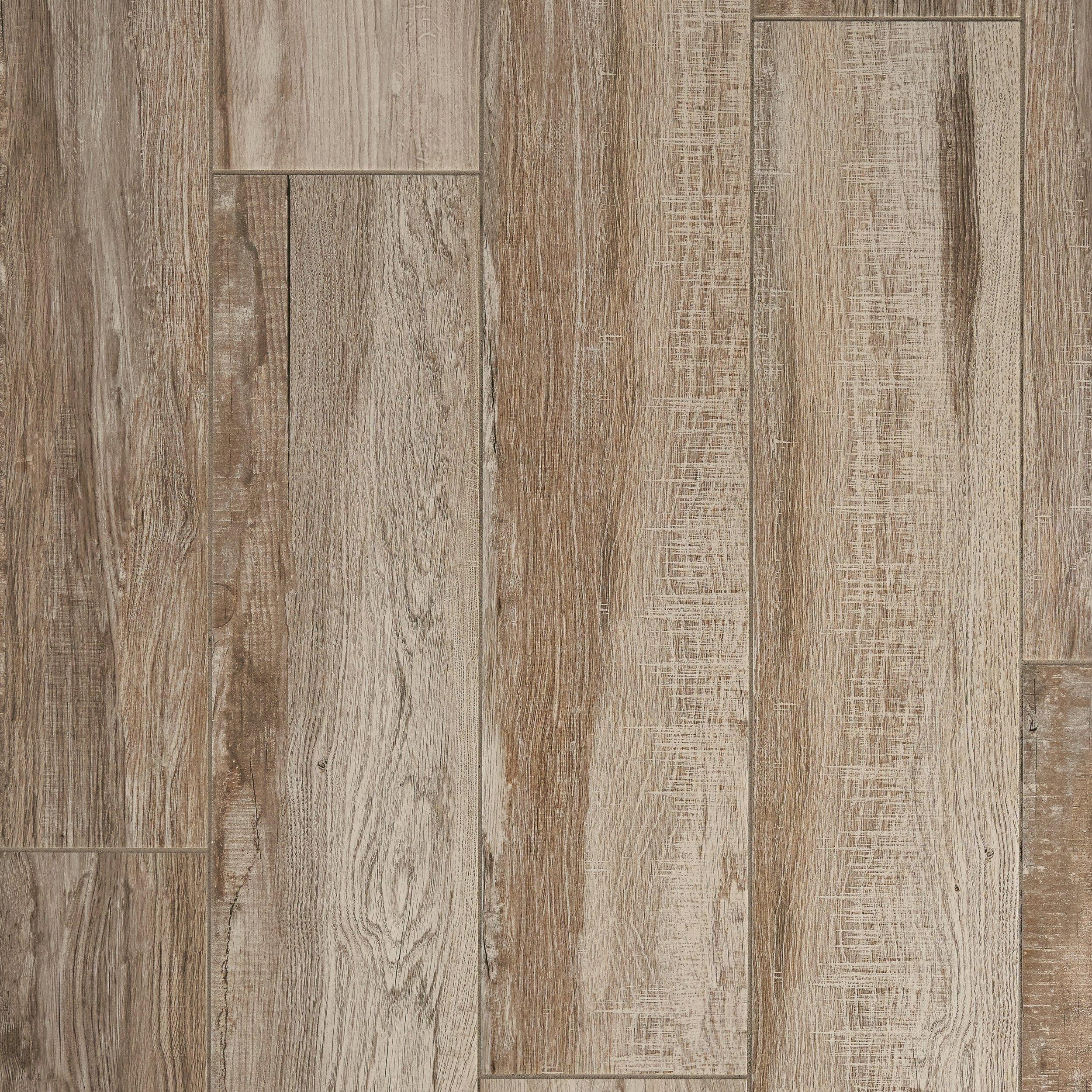 New Kent Gray Wood Plank Ceramic Tile Interiors Flooring