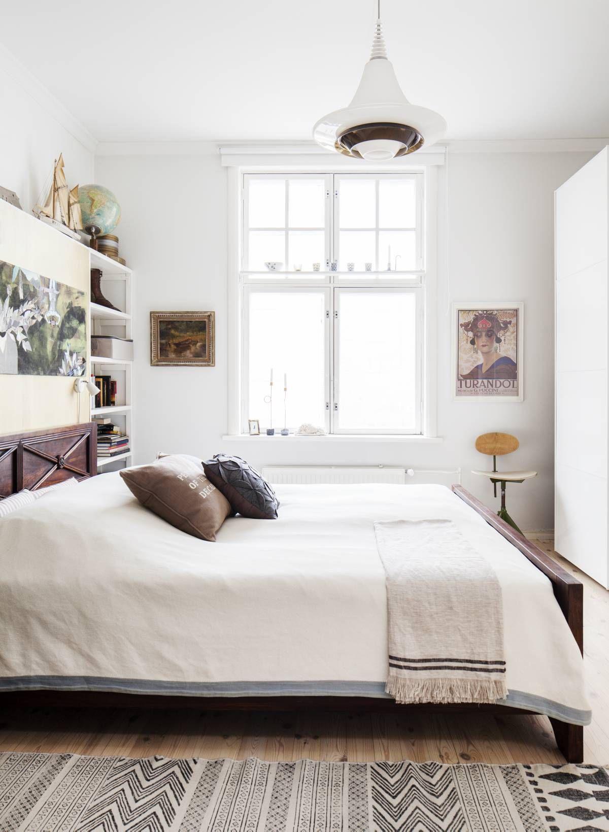 Vanhempien makuuhuoneen matto on Nougat'sta. Venny Soldan-Brofeldtin…