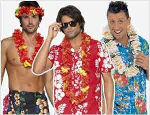 Guys Hawaiian Costume With Images Luau Outfits