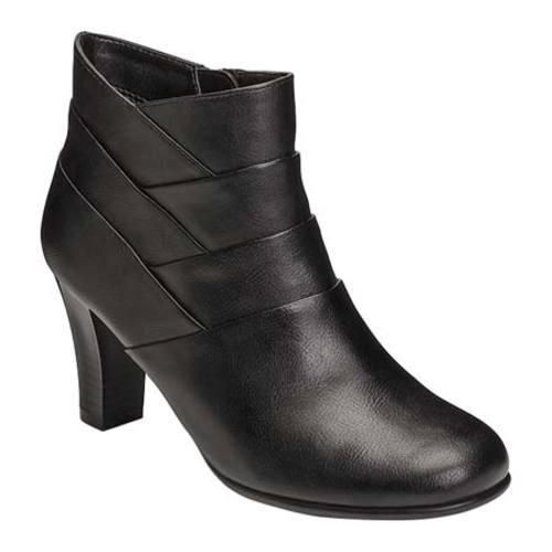Women's A2 by Aerosoles Best Role Bootie Faux Leather