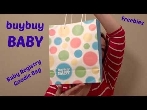 Buy Buy BABY - Baby Registry Gift Bag Check more at http ...