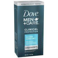 Dove Men Care Clinical Protection Anti Perspirant Deodorant Solid Clean Comfort 1 7 Oz By Dove Http Www Amazon Com Dp B004 Dove Men Care Dove Men Men Care