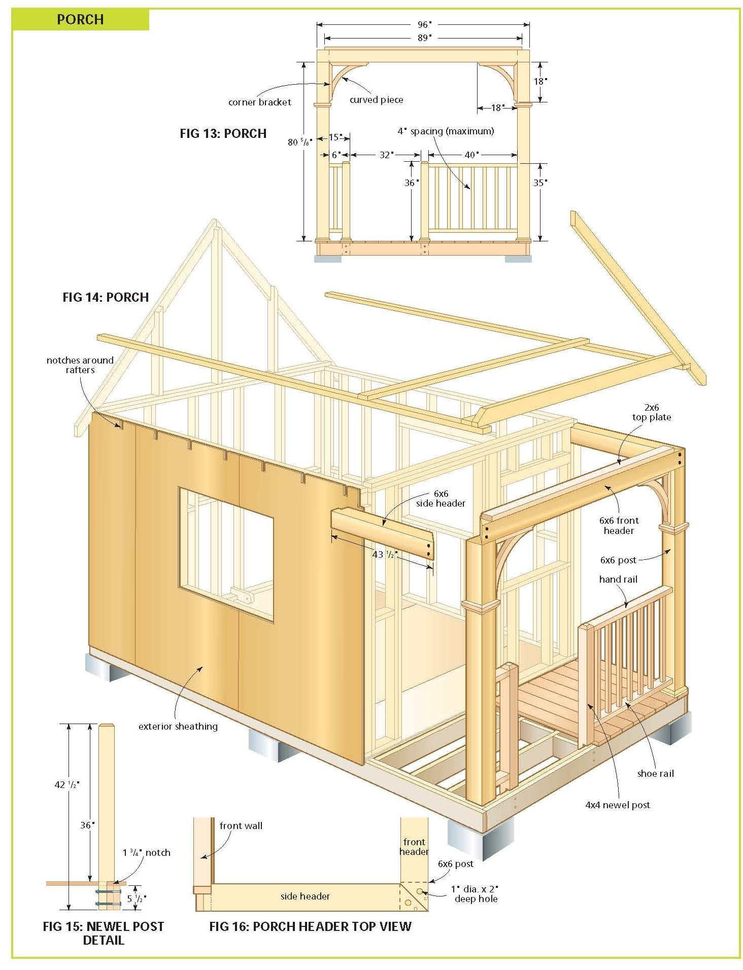 Free wood cabin plans creative pinterest wood cabins for Unique cabin plans