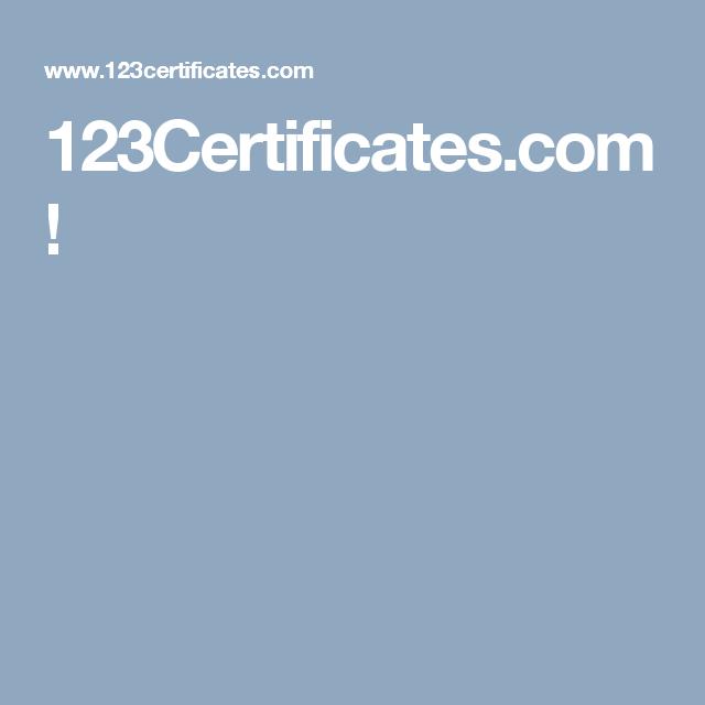 123certificates End Of School Year Pinterest School