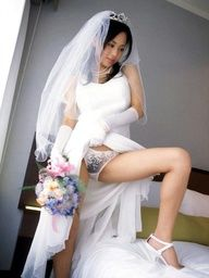 Sexy asian brides