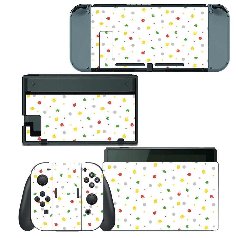 Animal Crossing New Leaf Special Nintendo Switch Skin Decal