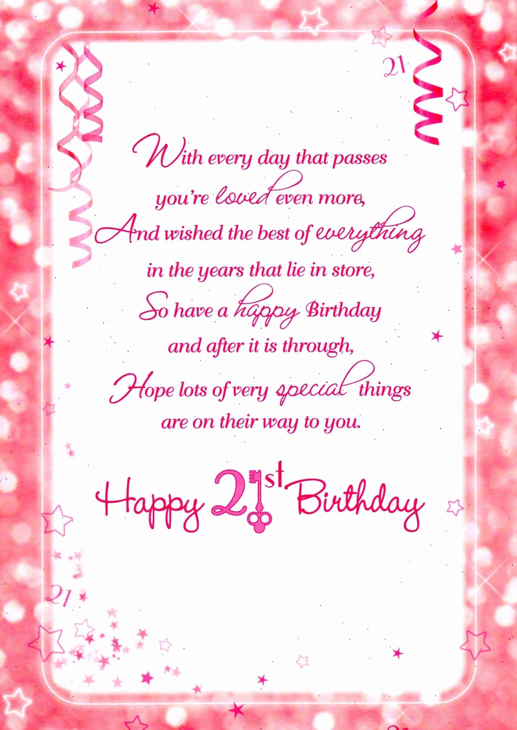 21 Birthday Card Elegant 95 21st Birthday Greetings Cards 21st Birthday Card Daughter 21st Birthday Wishes Happy 21st Birthday Wishes 21st Birthday Cards