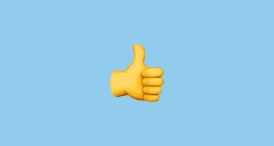 Emoji Meaning A Thumbs Up Gesture Indicating Approval Thumbs Up Was Thumbs Up Sign Thumbs Up Emoji
