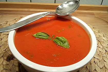 Paprika - Chili - Suppe, ein tolles Rezept aus der Kategorie Kochen. Bewertungen: 62. Durchschnitt: Ø 4,2.