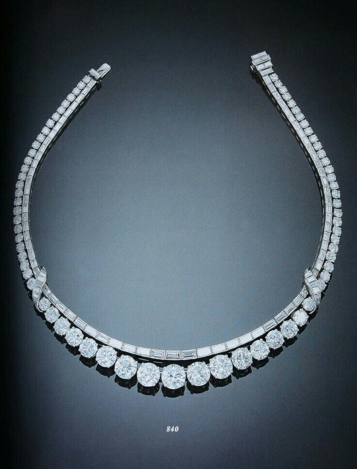 Diamond Necklace | Jewellery | Pinterest | Diamond, Jewel and Bling