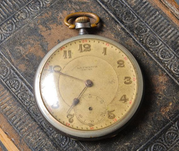 f5755b316 Antique pocket watch for movement, watch parts, watch case, Swiss ...