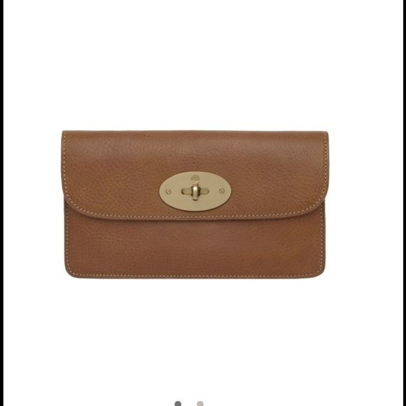 d0b5339ab3 ... shop mulberry long locked purse barely used. has some marks in leather.  more pictures
