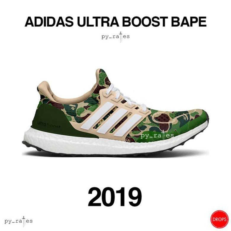 official photos f9ea9 93e73 BAPE adidas Ultra Boost Release Info | SneakerNews.com ...