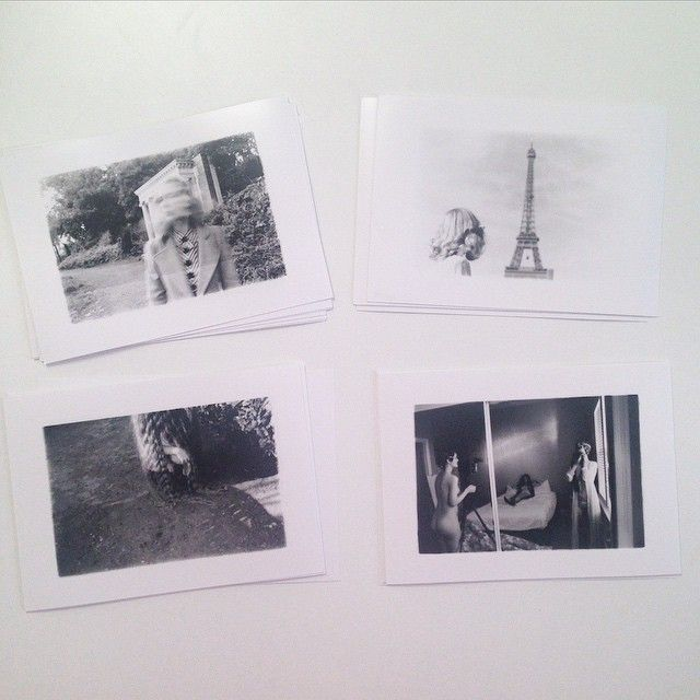 by shelbiedimond: Cute little baby prints- my 5x7 editions (of 5 ea, except the Eiffel Tower, there are only 4) these just need a bit of spotting and will be available in the print shop! 5x7 silver gelatin resin prints made by hand with love in the darkroom- $40. I will be switching to fiber paper shortly so this price won't last ;)