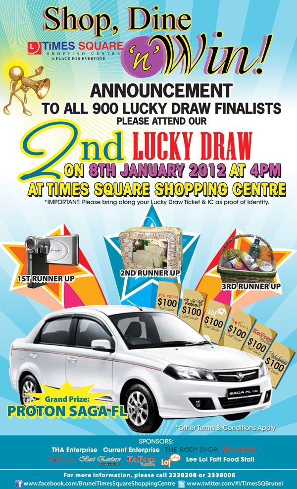 Lucky draw posters japanese - Google Search | work | Pinterest