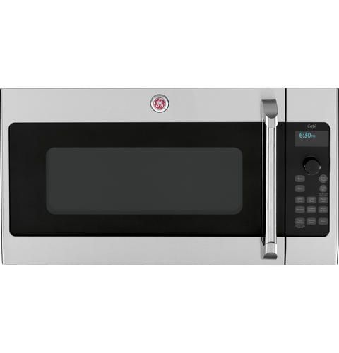 Ge Cafe Series Over The Range Oven With Advantium Technology Csa1201rss Range Microwave Advantium Convection Microwaves