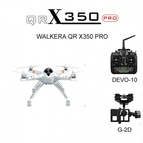 Best offer price $745.30, Walkera QR X350 Pro FPV GPS RC
