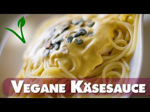 Käsesauce | Vegan | Für Nudeln oder zum Gratinieren | TURAMANIA - YouTube