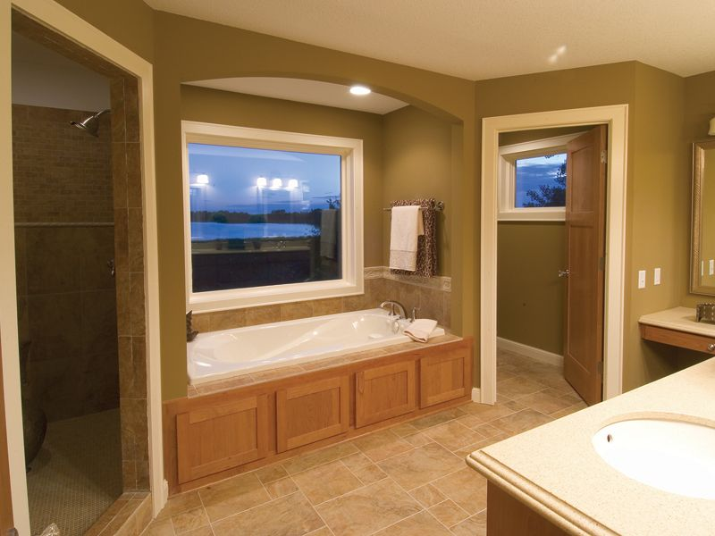 Neema Luxury Arcadian Home Bathroom Floor Plans Country Style House Plans Floor Plans