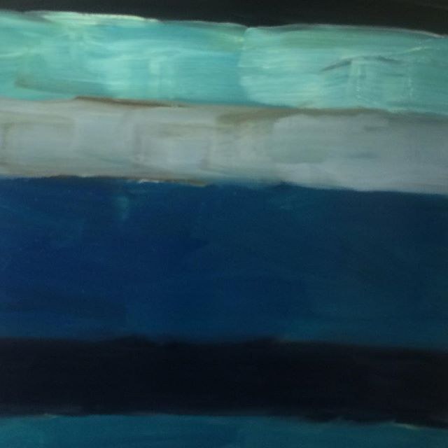 Scully sea landscape by koche_official