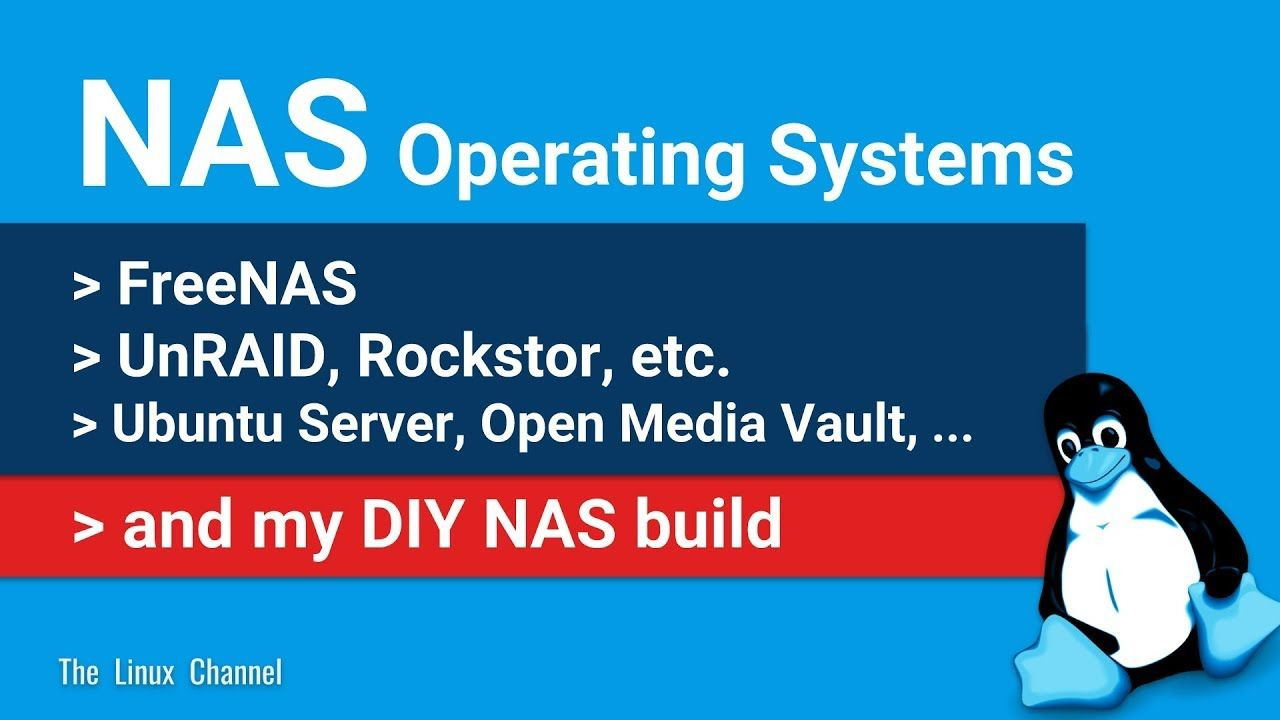 0x16d NAS OS - FreeNAS vs UnRAID vs Rockstor vs OpenMediaVault vs